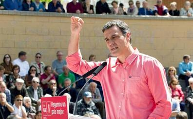 Sánchez a Cs: «En política no se puede estar en los dos lados del balancín»