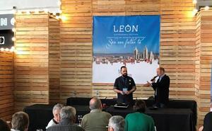 Más de 25.000 personas presencian la promoción de los productos y la historia de León en B-Travel Barcelona