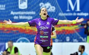 La leonesa Raquel Caño, MVP de la final de la Copa de la Reina