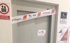 Las Escuelas Deportivas implican a sus cerca de 8.000 alumnos y a sus familias en el 'Día sin ascensor'