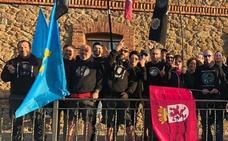 'La marcha por la justicia salarial' de policías y guardias civiles llegan a León
