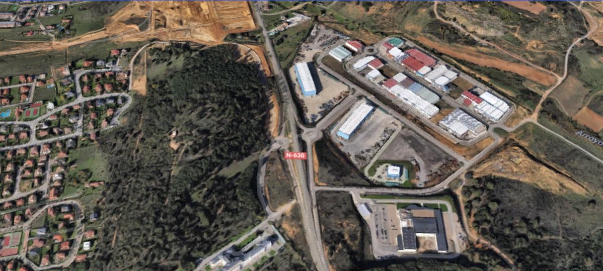 Polígono Industrial de Villaquilambre