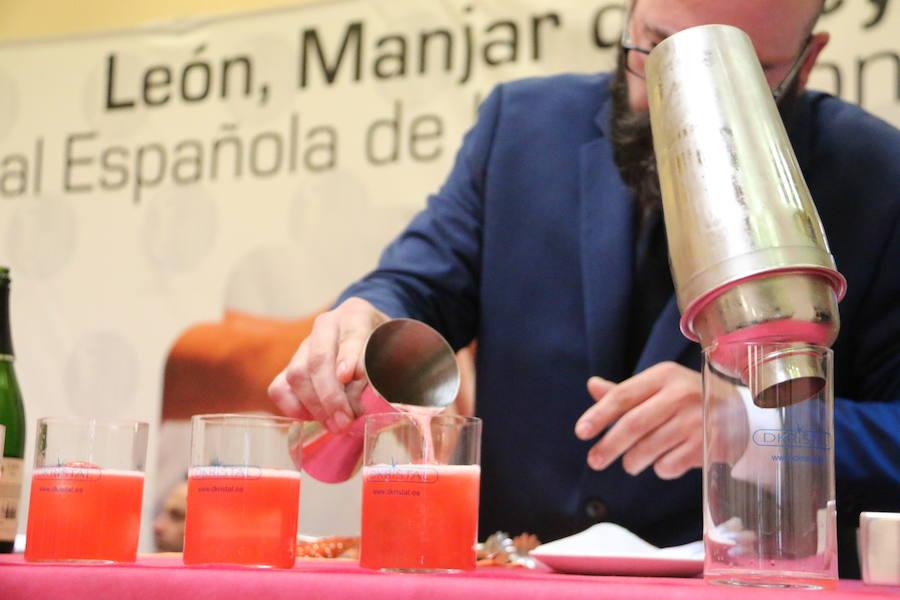Concurso regional de coctelería