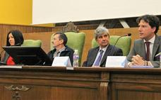 García Marín inaugura las III Jornadas de Investigación del Hospital San Juan de Dios de León