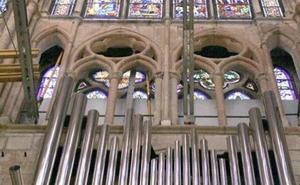 Nueva edición del ciclo 'Liturgia, palabra y música' con el órgano como protagonista en la Catedral