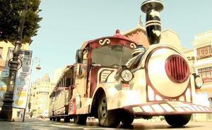 El tren turístico atropella a una mujer en el centro de León