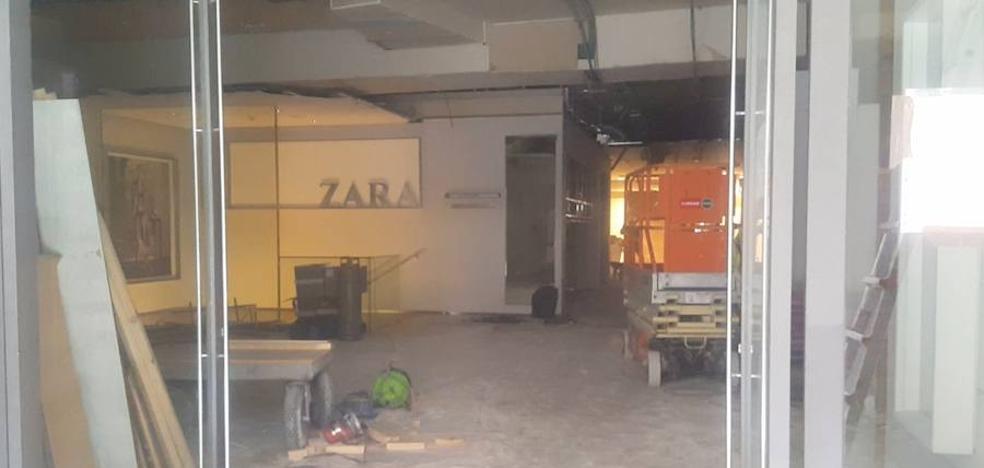 El 'macro' Zara de León abrirá el 25 de mayo y Zara Home podría llegar al centro