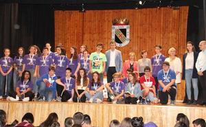 La Olimpiada de Matemáticas reúne a 235 estudiantes de Secundaria en Valencia de Don Juan