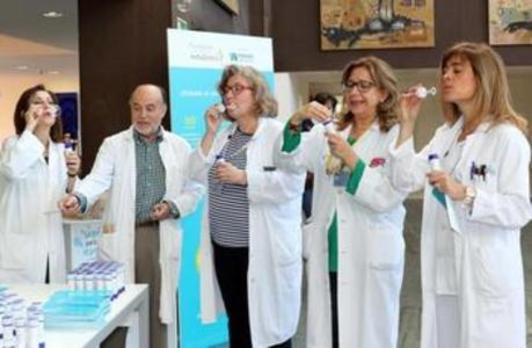 El Río Hortega estrena la única unidad de asma difícil para toda la región
