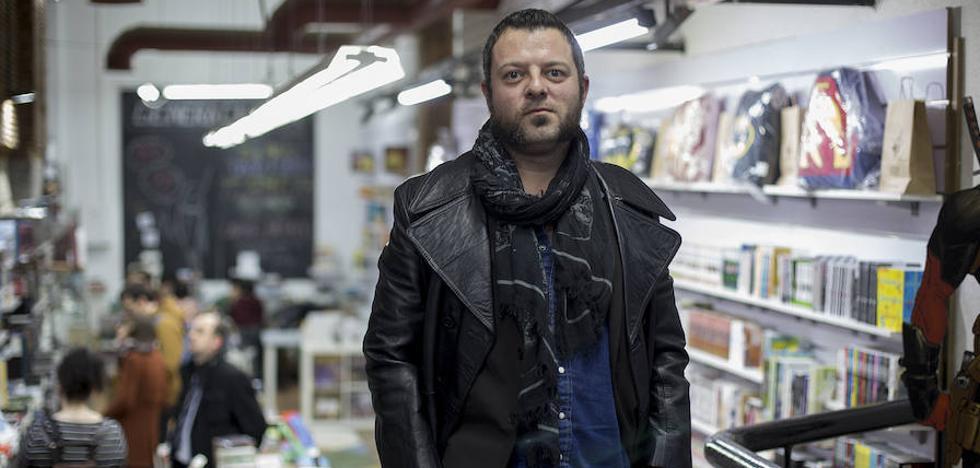 David Rubín aspira a cuatro premios Eisner
