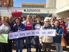 La Bañeza saca a la calle su repulsa contra 'La Manada'