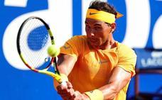 Nadal suma 400 victorias en tierra y alcanza su undécima final en el Godó