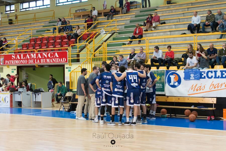 El CB San Andrés, a un paso del ascenso