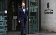 May nombra a Sajid Javid ministro británico de Interior tras la dimisión de Amber Rudd