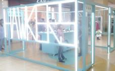 La marca de gafas de sol Hawkers abre tienda en Espacio León