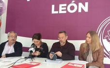 Unidos Podemos pide que el «camino de cabras» de la León-Benavente entre en Presupuestos