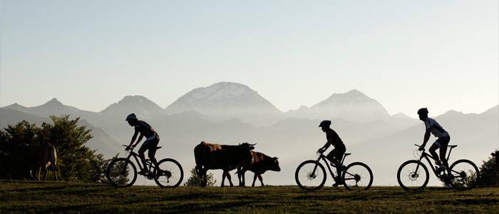 Picos de Europa, a pedales
