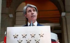 Ángel Garrido descarta ser el candidato del PP en 2019