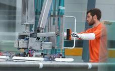 La producción industrial en Castilla y León sube en marzo en un 0,3% frente al descenso nacional del 3,6%