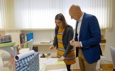 José Antonio Diez formaliza su candidatura a las primarias para la Alcaldía de León