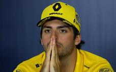 Sainz no acaba de cogerle el gusto al Renault