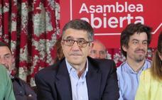 Patxi López confía en que «la gente vea que la única opción de izquierda es el Partido Socialista»