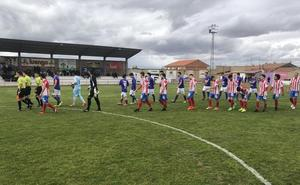 Derbi con goles que se queda en La Bañeza