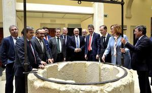 Silván pide a los presidentes de las Diputaciones de Castilla y León que sean «embajadores» de los productos de León