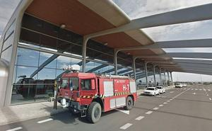 El tráfico de pasajeros en el Aeropuerto de León crece un 102% supera los 7.600 en abril