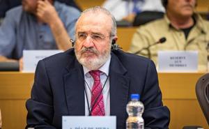 Díaz de Mera lleva el problema del lobo al Parlamento Europeo