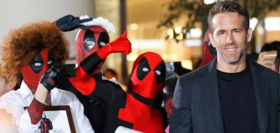 Deadpool, un superhéroe «macarra, sucio y terrenal»