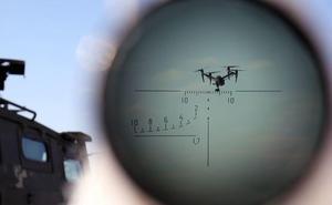 Drones contra drones en León