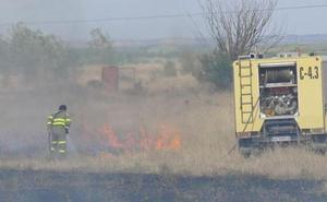 CSIF recuerda que el 40% de los incendios se producen en invierno y pide a la Junta un operativo con personal «estable y profesional»
