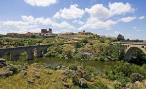 Ledesma, un pueblo salmantino parado en el tiempo