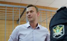 El principal opositor ruso tendrá que cumplir otros 30 días de prisión menor