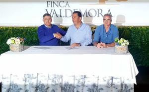 El Abanca Ademar y la Finca Valdemora prolongan su relación