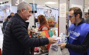 Carrefour y su fundación donan casi 137.000 kilos de alimentos con fines solidarios