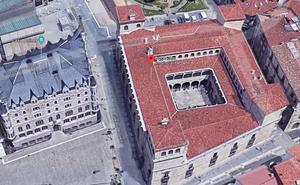 La empresa Copcisa asume la renovación de la techumbre de la Diputación por 299.000 euros