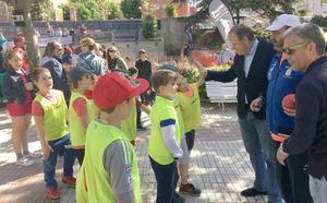 6.000 niños participan el sábado en Municipalia, la fiesta de fin de curso de Escuelas Deportivas