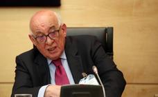 Achirica: «El presidente en Caja de Burgos era una especie de reina madre»