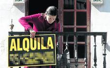 La morosidad de los inquilinos de León se dispara un 9,1% en un año y triplica la media autonómica