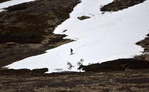 La nieve eterna de valdelugueros