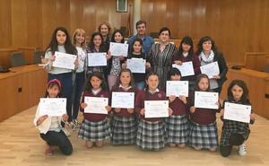El relato 'Los dos' se hace con el primer premio del plan de igualdad de San Andrés del Rabanedo