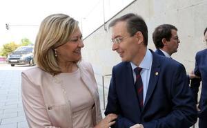 Del Olmo exige a Montoro que deje de lanzar «globos sonda» y convoque el CPFF para reformar el sistema de financiación