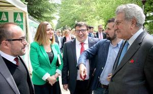 Tudanca advierte a la Junta que tiene la lealtad y la unidad para que no se pierda un euro con la nueva PAC