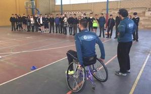 Aprendiendo sobre deporte adaptado en La Asunción