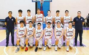 El Colegio Leonés cadete pone rumbo a Lleida para la disputa del Campeonato de España