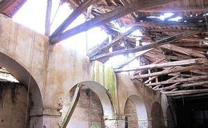 Otra joya que se derrumba: el convento de Sandobal entra en la 'lista roja' del Patrimonio