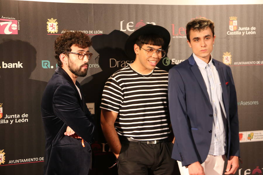 Inauguración del V Festival de Cine y Televisión Reino de León