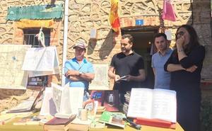 El PSOE elige el pueblo más pequeño de Europa con biblioteca para celebrar la Fiesta del Libro